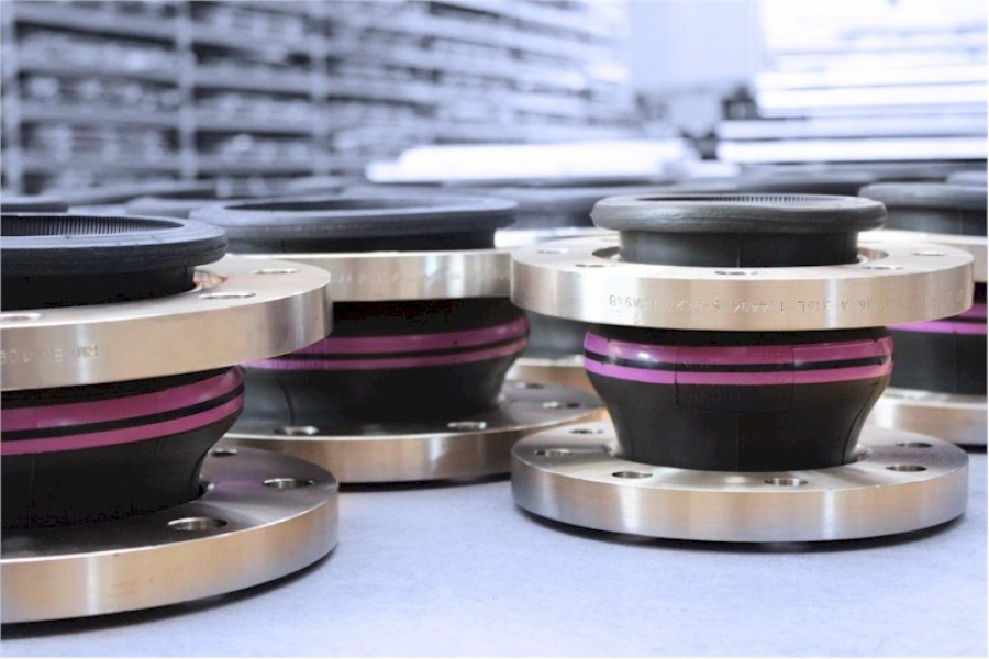 Advanced Valve Solutions Enhance Their Knowledge Of MACOGA Expansion Joints And Bellows