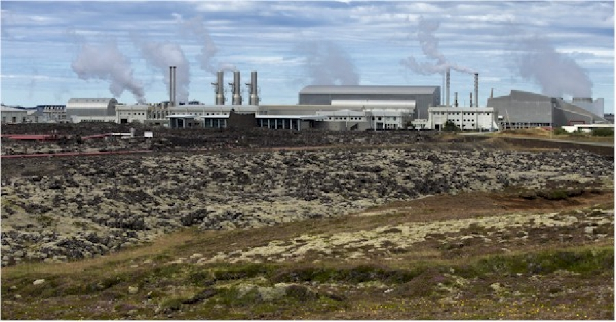 Advanced Valve Solutions supplies MACOGA Expansion Joints to Hellisheiði Geothermal Power Station
